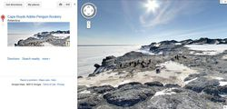 Street-View-Antarctique