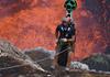 Google Street View explore le cratère d'un volcan