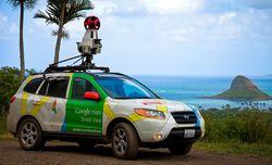 Street-View-Hawai