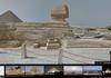 Google Maps : imagerie Street View de l'Égypte ancienne