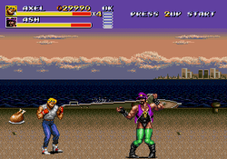 Streets of rage 3 1