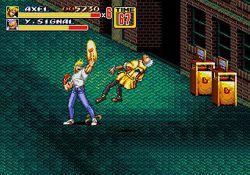 Streets of Rage II   Image 4