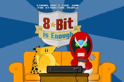Strong Bad\\\'s Cool Game for Attractive People : 8-Bit is Enough - 1