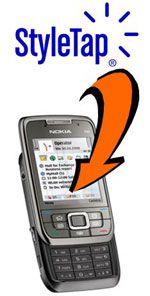 StyleTap Symbian