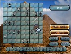Sudoku Challenge   1