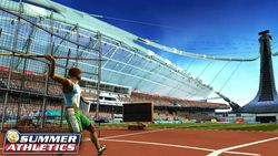 Summer Athletics   Image 3