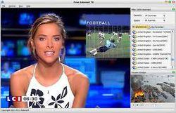 Super Internet TV screen 2
