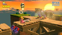 Super Mario 3D World - 3