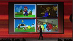 Super Mario 3DS - 1