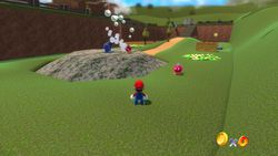Super Mario 64 HD - 4