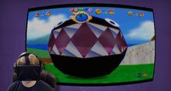 Super Mario 64 Oculus Rift