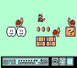 Super Mario Bros. 3 - 1