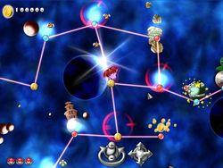 Super Mario Forever Galaxy screen1