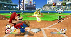 Super mario stadium baseball image 1