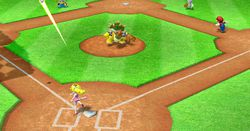 Super mario stadium baseball image 3