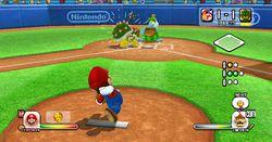 Super mario stadium baseball image 5