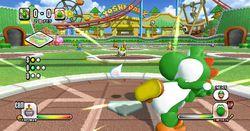 Super mario stadium baseball image 8