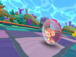 Super Monkey Ball : Step & Roll - 2