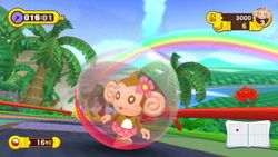 Super Monkey Ball Step & Roll - 4