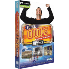 Super Quiz - Histoire de France boite