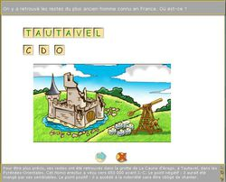 Super Quiz - Histoire de France screen 1