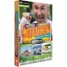 Super Quiz - Régions de France boite