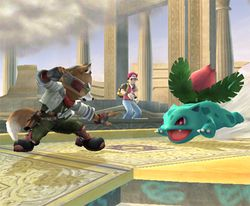 Super smash bros brawl 4