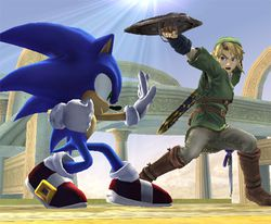 Super smash bros brawl image 1