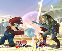 Super smash bros brawl image 2