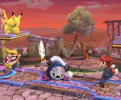 Super smash bros brawl image 6
