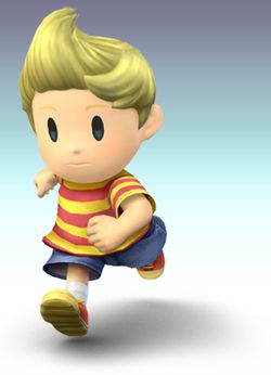 Super smash bros brawl lucas 1