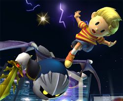 Super smash bros brawl lucas 2