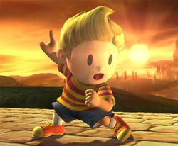 Super smash bros brawl lucas 3