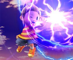 Super smash bros brawl lucas 4