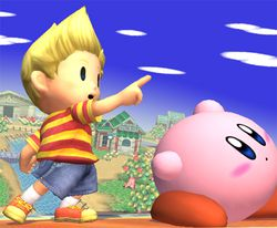 Super smash bros brawl lucas 5