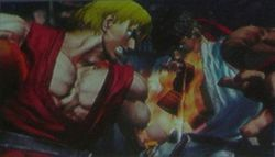 Super Street Fighter 3D Edition - 3