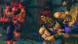 Super Street Fighter IV Arcade Edition - Evil Ryu (3)