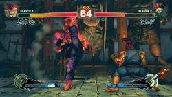 Super Street Fighter IV Arcade Edition - Evil Ryu (4)