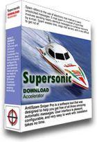 SuperSonic Download Accelerator : télécharger plus vite des fichiers