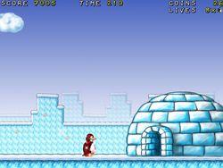 SuperTux screen 3
