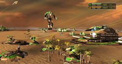 Supreme Commander Xbox 360   Image 17