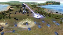 Supreme Commander Xbox 360   Image 7