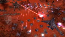 Supreme Commander Xbox 360   Image 8