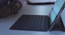 Surface 2 clavier