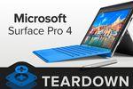 Surface Pro 4 iFixit