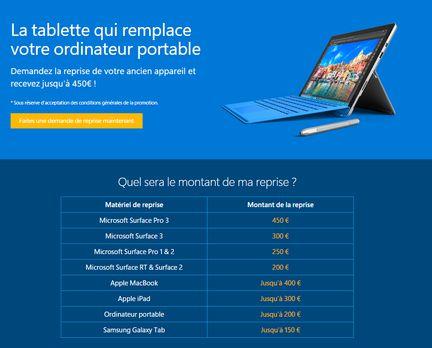 Surface Pro 4 reprise