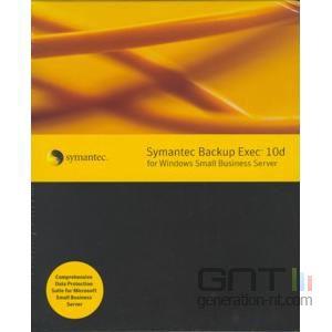 Symantec backup exec 10 box