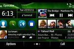 Symbian Anna accueil