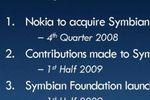 Symbian Foundation logo pro
