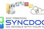 SyncDocs Portable: conserver des copies de vos fichiers sur le cloud de Google